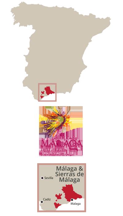 D. O. Málaga & D. O. Sierras de Málaga